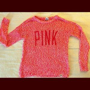 PINK Victoria's Secret Knit Sweater